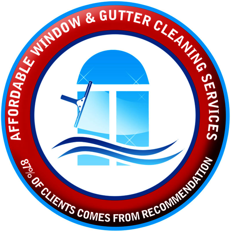 WINDOW AND GUTTER CLEANING SERVICES