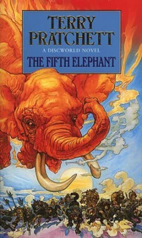 The Fifth Elephant. A Discworld novel. (Discworld Novel): A Discworld novel (Discworld Novel)