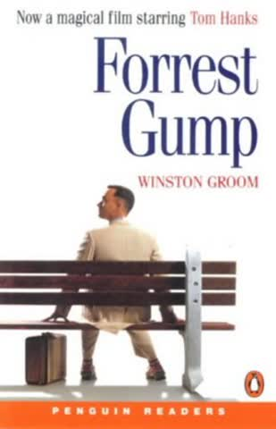 Forrest Gump. Level 3, 1200 Words, Pre-Intermediate.  (Lernmaterialien): Penguin Readers Level 3) (Penguin Readers)