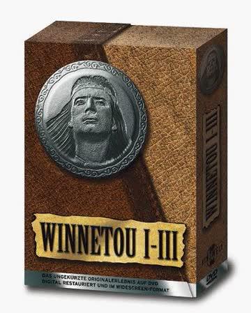 Winnetou I-III [3 DVDs]