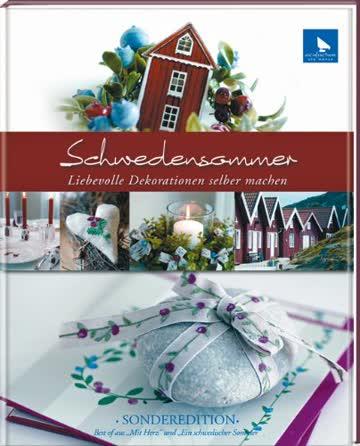 Schwedensommer: Liebevolle Dekorationen selber machen