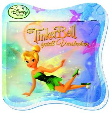 Disney fairies - TinkerBell spielt Verstecken, Pappbilderbuch mit Hologramm