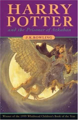 Harry Potter 3 and the Prisoner of Azkaban.