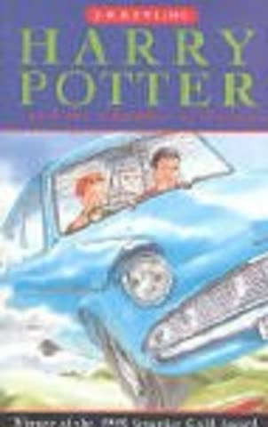 Harry Potter 2 and the Chamber of Secrets.