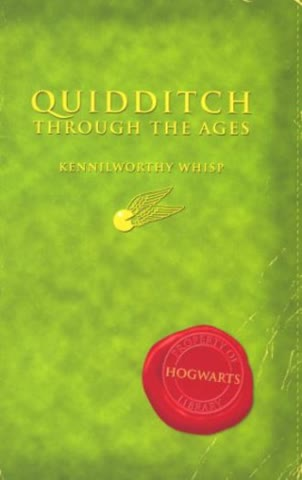 Quidditch Through the Ages. Comic Relief Edition (Harry Potter's Schoolbooks)