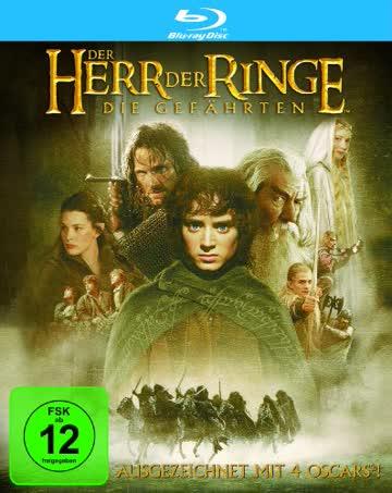 Der Herr der Ringe Die Gefährten [Blu-ray]