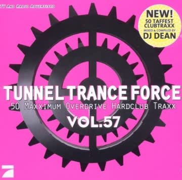 Various Artists - Tunnel Trance Force 57