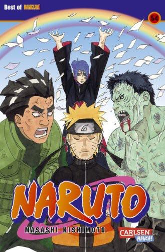 Naruto, Band 54