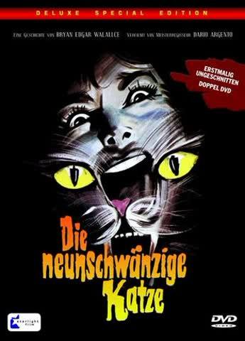 Die neunschwänzige Katze (2 DVD Digipack) [Deluxe Special Edition]