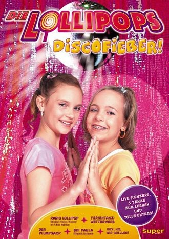 Die Lollipops - Discofieber!