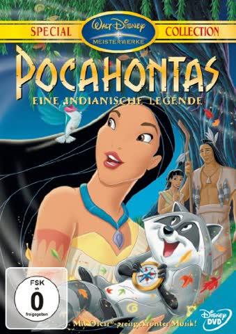 Pocahontas - Eine indianische Legende (Special Collection)