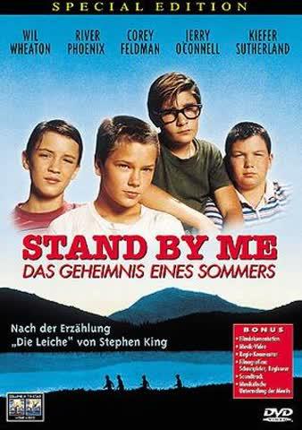 DVD STAND BY ME - DAS GEHEIMNIS EINES SO