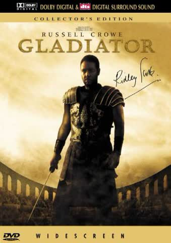 Gladiator - Collector's Edition (2 DVDs)