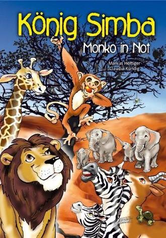 König Simba - Monko in Not