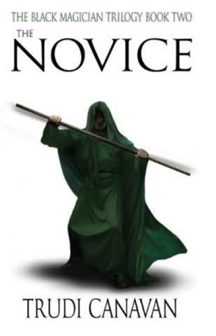 The Novice: Black Magician Trilogy, Book 2 (The Black Magician, Band 2)