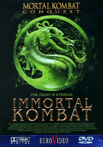 Mortal Kombat Conquest - Immortal Kombat