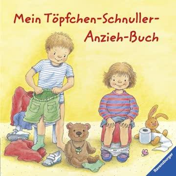 Mein Töpfchen-Schnuller-Anzieh-Buch