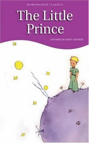 The Little Prince (Wordsworth Collection)