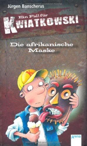 Ein Fall für Kwiatkowski, Band 06 - Die afrikanische Maske
