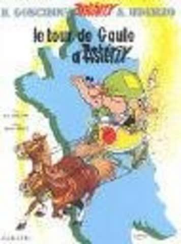 Astérix, tome 5 : Le Tour de Gaule d'Astérix