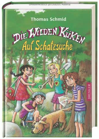 Die Wilden Küken, Band 05 - Auf Schatzsuche
