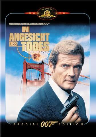 JAMES BOND - IM ANGESICHT DES [DVD] [1985]