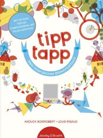 tipp tapp: Ein interaktives Bildwörterbuch