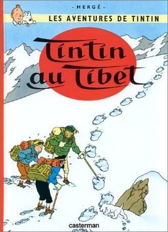 Les Aventures de Tintin 20. Tintin au Tibet (Tintin)