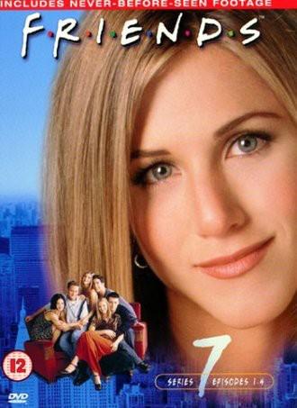 Friends - Series 7 - Episodes 1-4 Plus Director's Cut  [UK IMPORT]