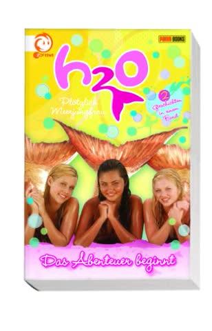 H2O - Plötzlich Meerjungfrau - Das Abenteuer beginnt - Sammelband 01: (enth. Bd. 1: Magische Verwandlung, Bd. 2: Ein Leben voller Geheimnisse)
