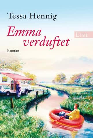 Emma verduftet: Roman