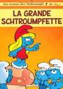 Les Schtroumpfs, Tome 28 : La grande schtroumpfette