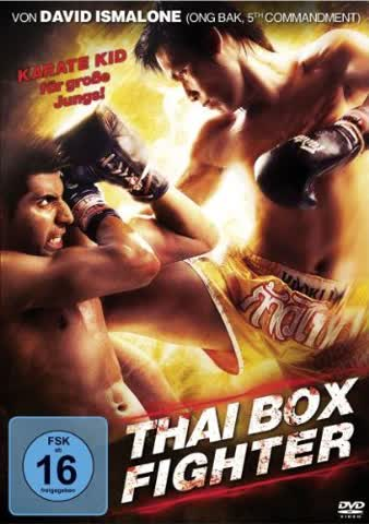 Thai Box Fighter [Import allemand]