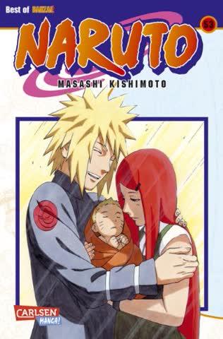 Naruto, Band 53