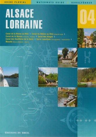 Edition du Breil Kanalführer. Dt. /Engl. /Franz.: Alsace / Lorraine
