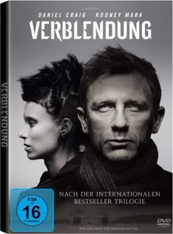 Verblendung (2011), 1 DVD