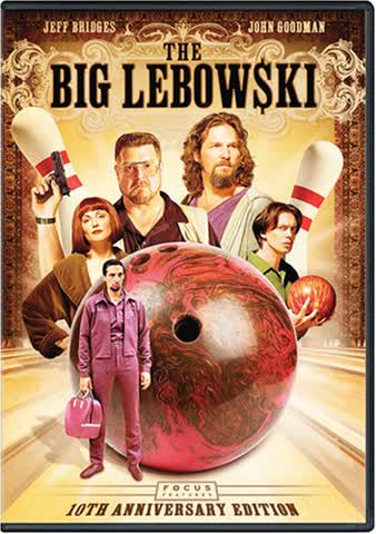 Big Lebowski [DVD] [1998] [Region 1] [US Import] [NTSC]