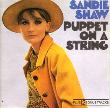 Sandie Shaw - Puppet on a String