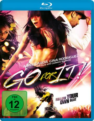 GO FOR IT! (BLU-RAY) - MOVIE [2011]