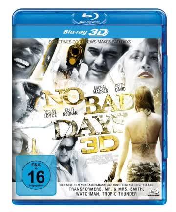 No Bad Days 3D-BluRay [3D Blu-ray]