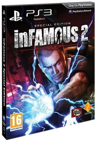 inFAMOUS 2 Special Edition