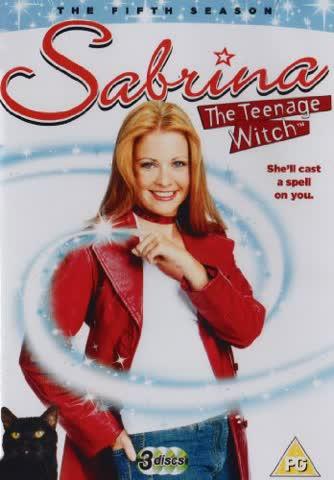 Sabrina, the Teenage Witch - The Fifth Season [2000] [DVD]