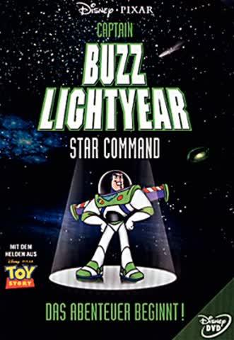 Captain Buzz Lightyear - Star Command: Das Abenteuer beginnt