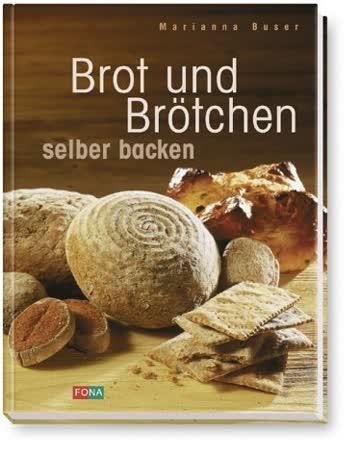Brot und Brötchen selber backen. look and cook