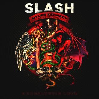Myles and the Conspirators Slash Feat. Kennedy - Apocalyptic Love (Deluxe Edition inkl. 2 Bonustracks)