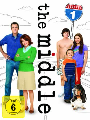 The Middle - Die komplette 1. Staffel [3 DVDs]