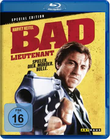 Bad Lieutenant [Blu-ray] [Special Edition]