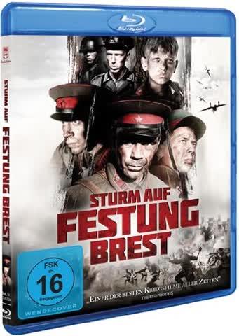 Sturm auf Festung Brest [Blu-ray]