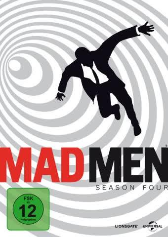 Mad Men - Season 4 [4 DVDs]