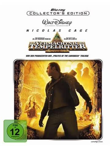 Das Vermächtnis der Tempelritter - Steelbook [Blu-ray] [Collector's Edition]